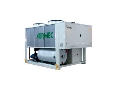 Chillers and heat pumps NRL 800-1800 Aermec