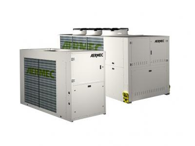 Free cooling chillers NRL FC 280-800 Aermec