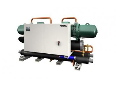 Chiller for water to water indoor installation WF Aermec