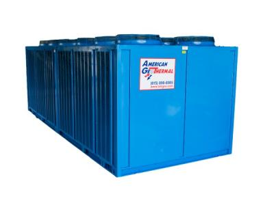 Air Cooled Chiller ChillMaster