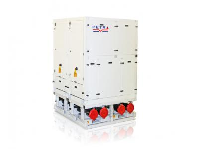 Water-Cooled Modular Chiller PWMC Petra