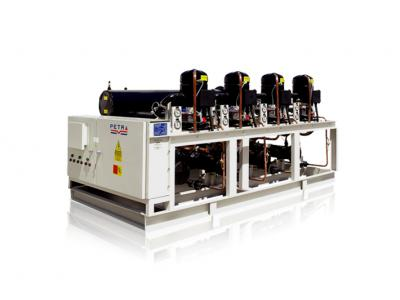Water-Cooled Chiller WRWC Series Petra