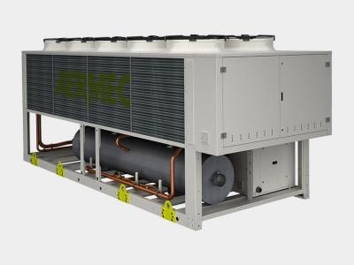 Oil-free air/water chiller TBX Aermec