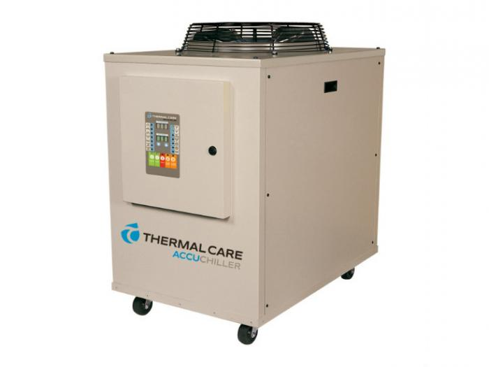 1 to 3 Ton Portable Chillers Thermal Care