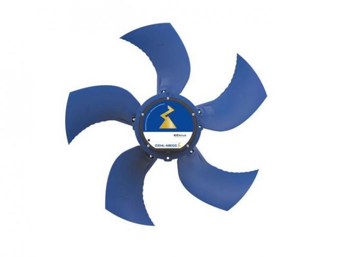 Axial Fans Ffowlet Ziehl Abegg Aeroventic