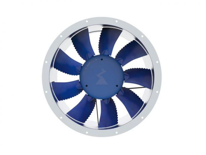 Axial fans MAXvent owlet ZIEHL-ABEGG