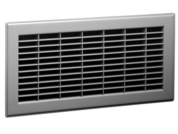 Heavy Duty Steel Floor Grille 265 Hart & Cooley