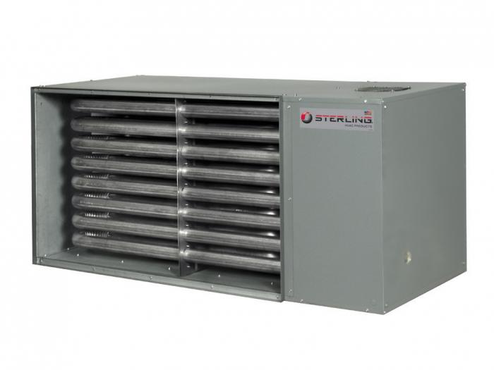 TD Series - Gas-Fired Unit Heater Sterling HVAC Products