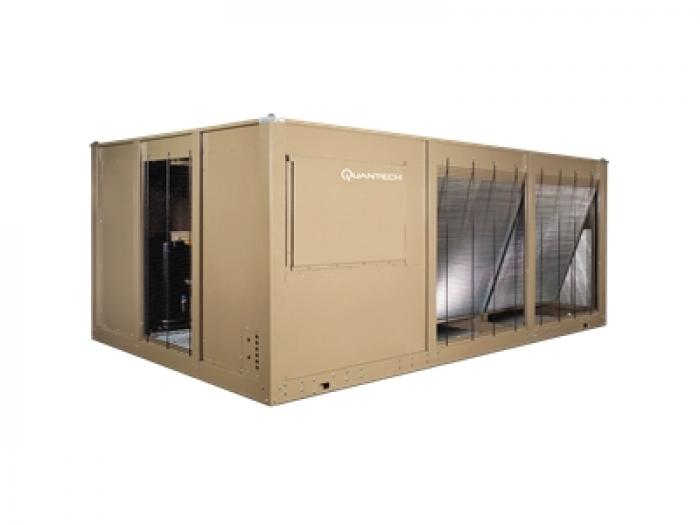 Compact Air-Cooled Chillers QTC2 Chiller (15 to 46 tons) The Quantech™ QTC2 Quantech