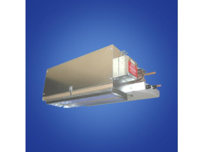 Fan coil Low-Static Horizontal Ceiling-Mount with Bottom Return-Air Plenum (LH-Q) Williams