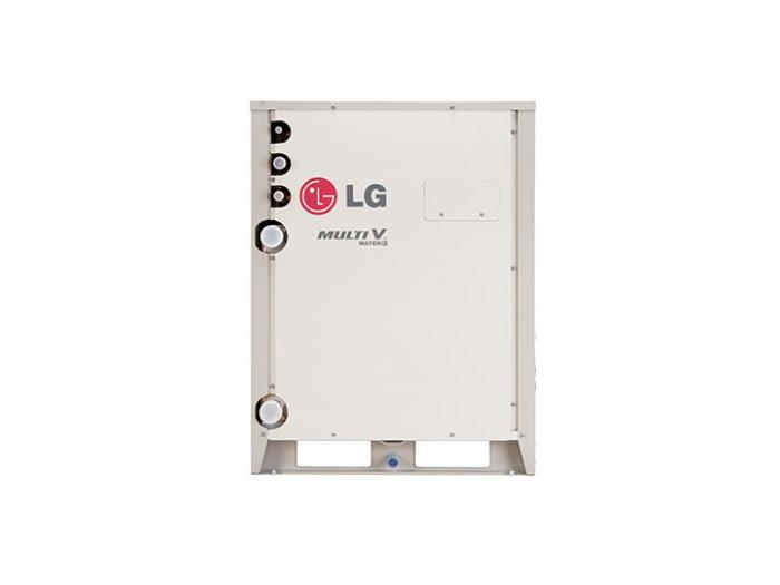 Water Source Multi V Water IV Heat Pump LG Electronics