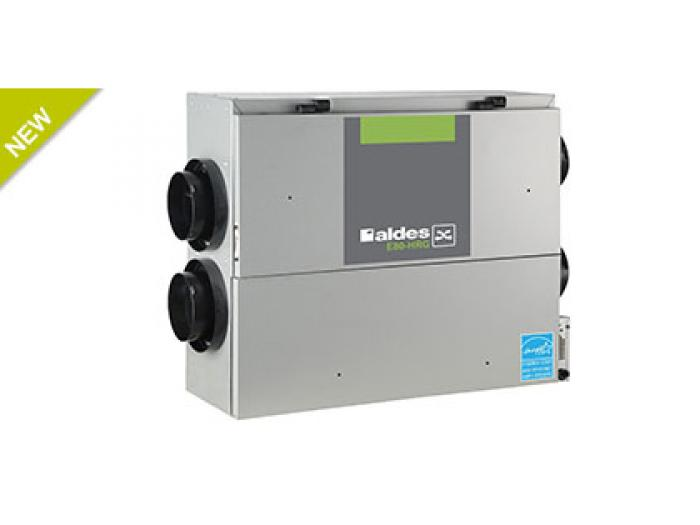Energy Recovery Ventilator E80-HRG (Under 100 cfm) Aldes