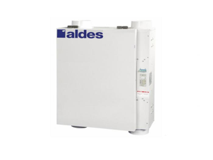 Energy Recovery Ventilator E130-HR (100 to 130 cfm) Aldes