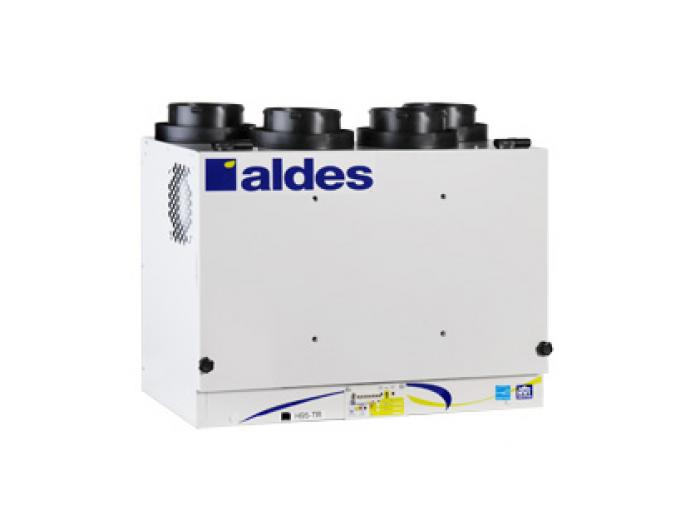 Heat Recovery Ventilator H95-TRG (100 to 130 cfm) Aldes
