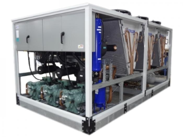 FriconUSA Large-Sized Condensing Unit FLCU Fricon