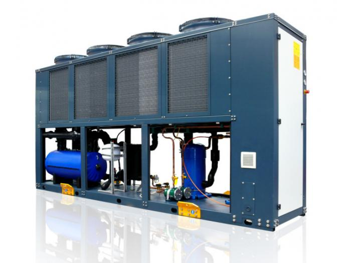 VHA FC Air cooled chiller  Geoclima