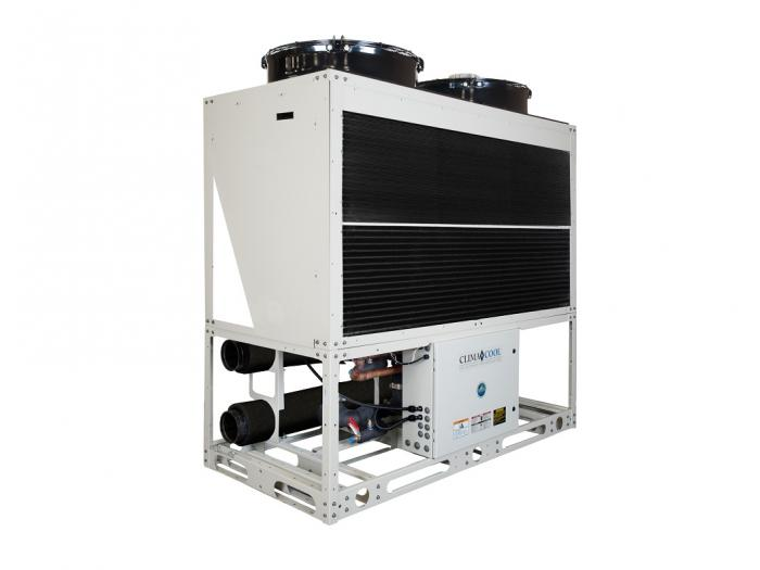 Modular air cooled chiller free cooling UCF Climacool