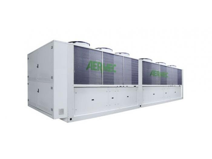 Chillers and heat pumps NRL 2000-3600 Aermec