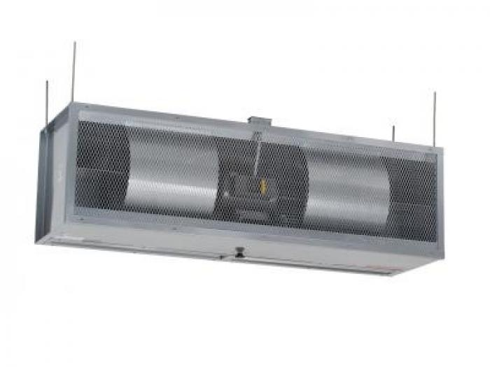 Wind Stopping air curtains 16 (WMH)  Mars Air Systems