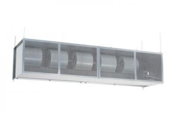 Air curtains WindGuard BD 18 Mars Air Systems