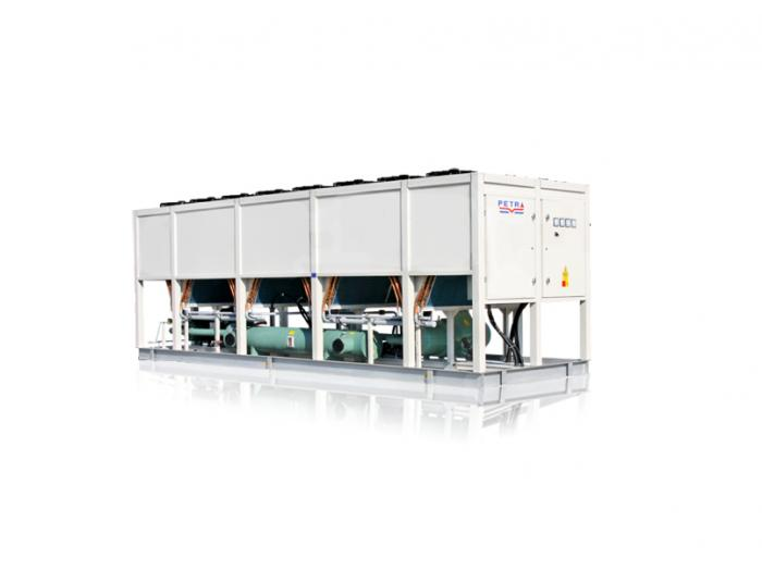 Air-Cooled Water Chiller APS Series Petra