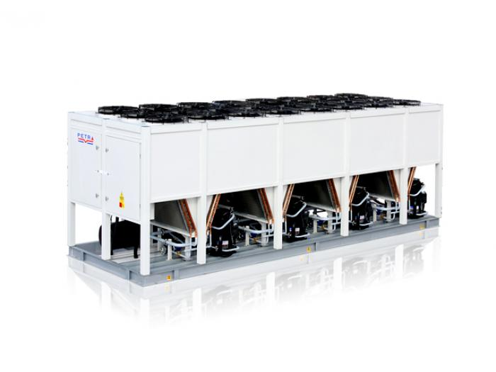 Air-cooled Water Chillers PSC Series Petra