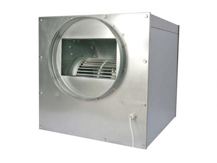 Insulated Casing Fan ICF-525 GMC AIR