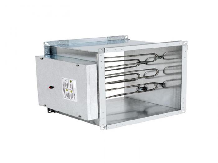 Duct Heater Dth 095 Gmc Air Aeroventic
