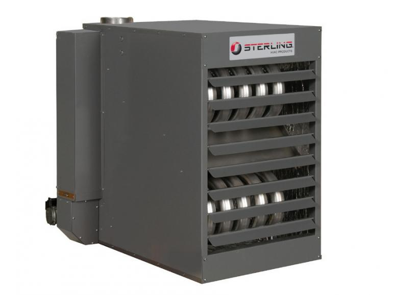 Sf Amp Sc Series Gas Fired Unit Heater Sterling Hvac