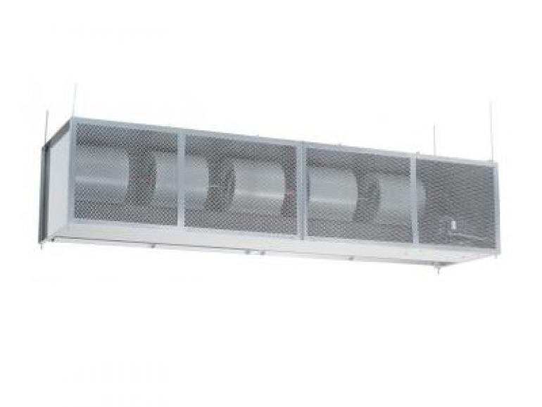 Air Curtains Windguard Bd 18 Mars Air Systems Aeroventic
